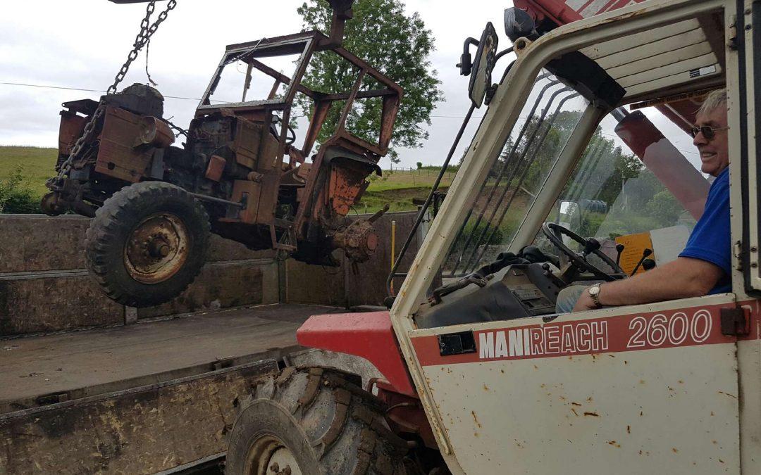 Jays Scrapyard Farm clearance