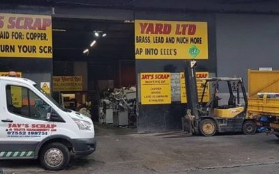 Jays Scrap | Scrap yard and scrap collections Plymouth
